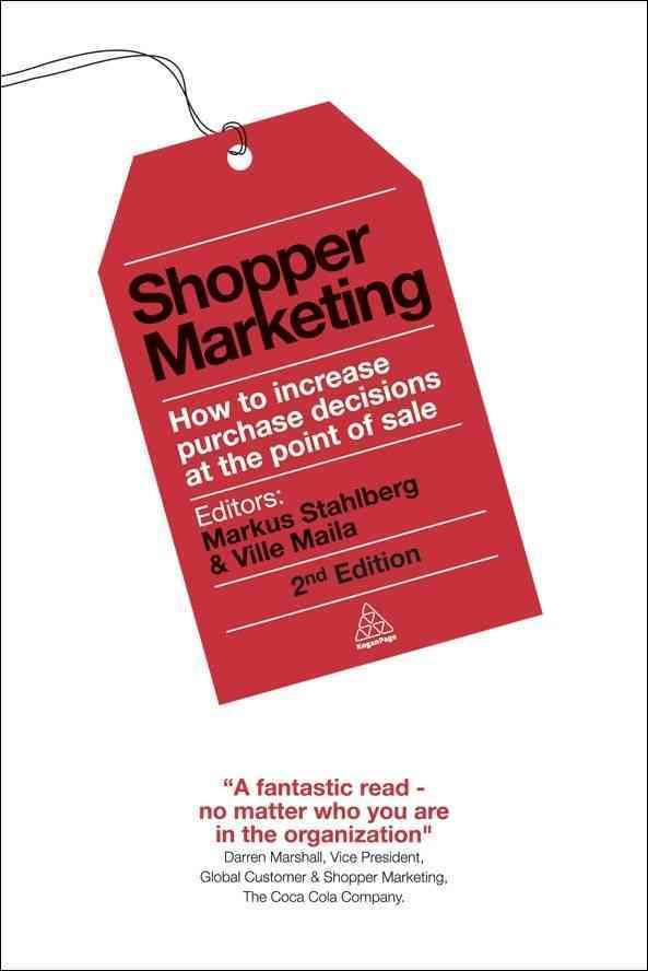 Shopper Marketing By Stahlberg, Markus/ Maila, Ville